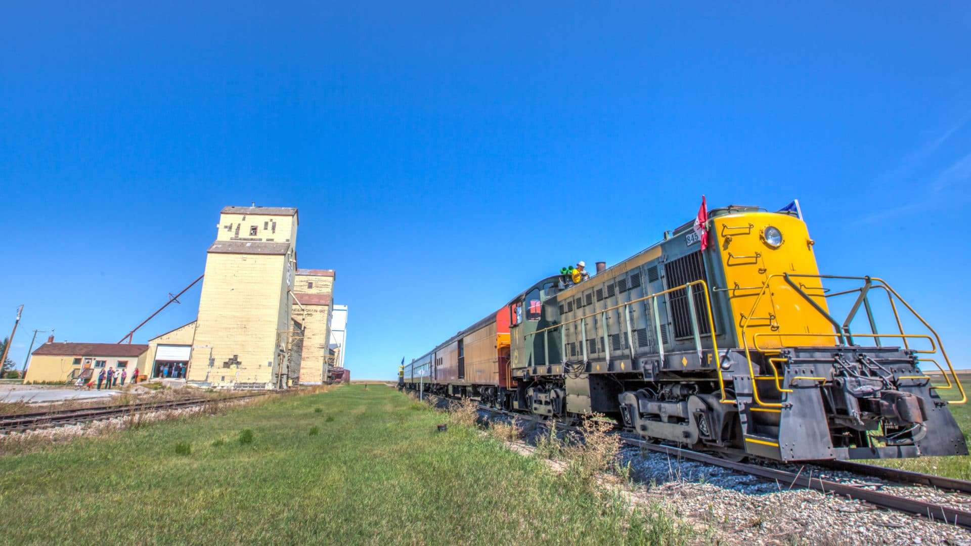 Great Alberta Prairie Tour