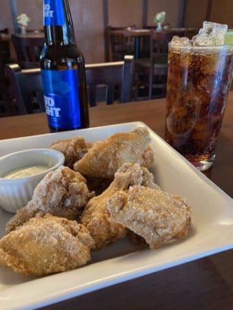 Bergquist Tavern Wings