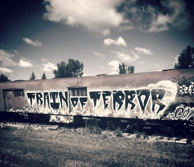 Train Of Terror Haunt